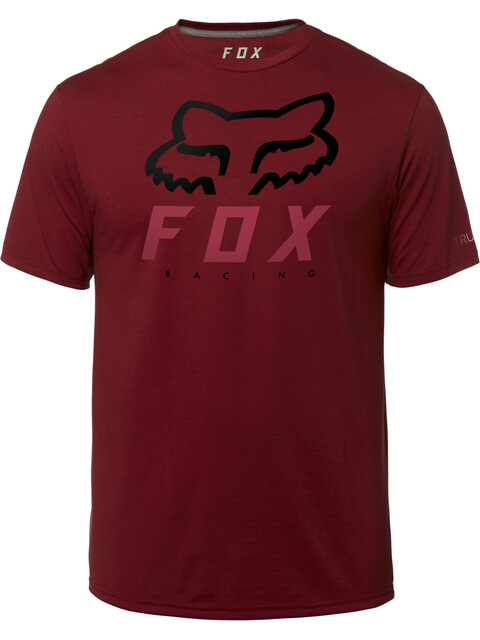 Fox Heritage Forger SS Tech Shirt Men red